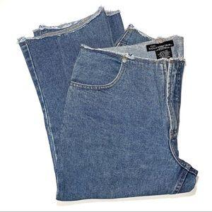 📦✨ Sale 3/$12 Vintage Raw Hem Jeans